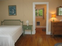 Anchorage, double bedroom on west wing